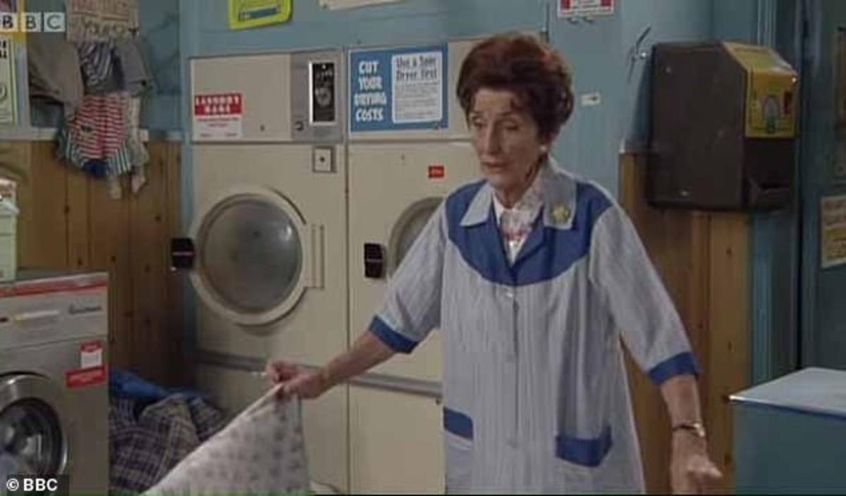 Dot's launderette