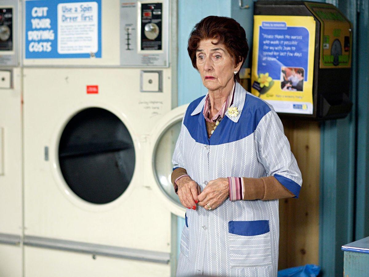 Dot's laundromat