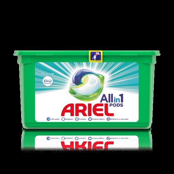 Ariel-febreeze